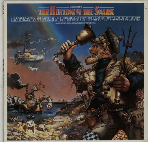 BATT, MIKE - The Hunting Of The Snark - Maxi 33T