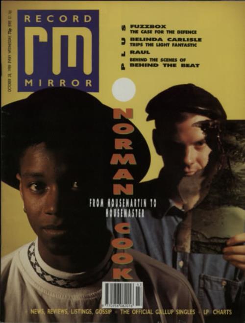 COOK, NORMAN - Record Mirror - Autres