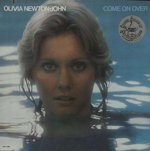 NEWTON JOHN, OLIVIA - Come On Over - Platinum Plus - Sealed - Maxi 33T