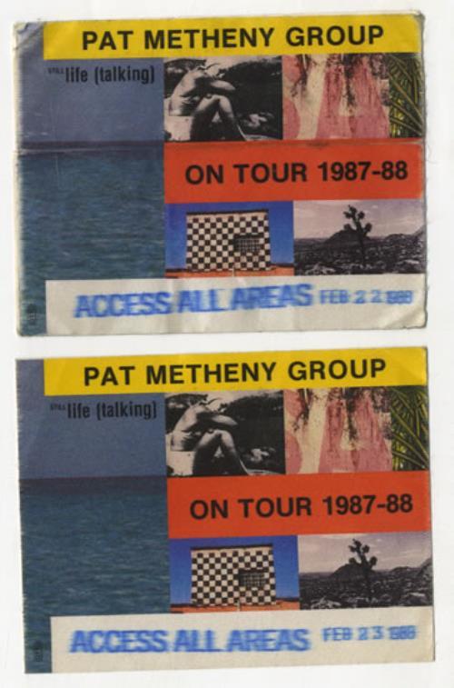 pat metheny still talking vinyl records lp cd on cdandlp