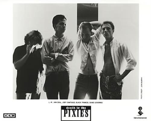 Pixies youtube