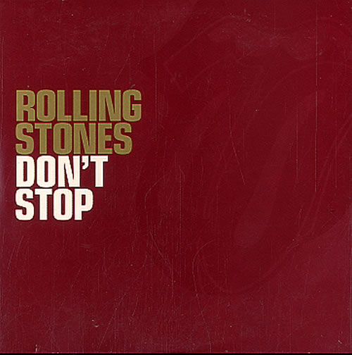 The Rolling Stones Don t stop (Vinyl Records, LP, CD) on ...