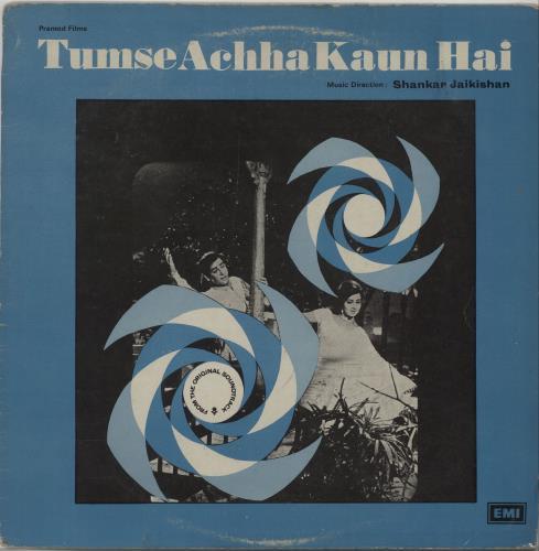 JAIKISHAN, SHANKAR - Tumse Achha Kaun Hai - Maxi 33T