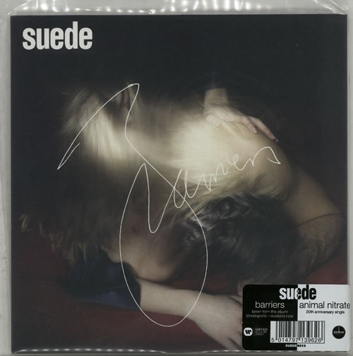 Suede discography