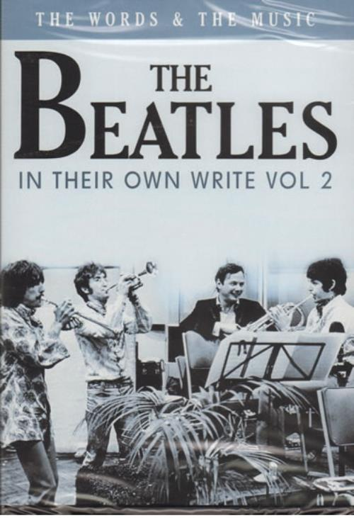 BEATLES, THE - In Their Own Write Vol. 2 - Sealed - DVD