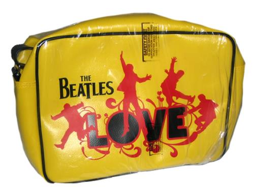 BEATLES, THE - Love Flight Bag - sealed - Autres