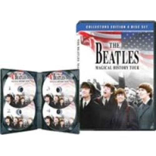 BEATLES, THE - Magical History Tour - DVD