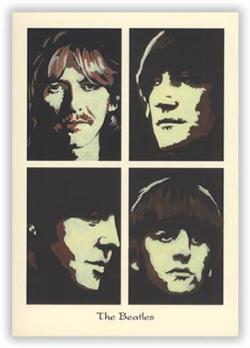 BEATLES, THE - Pack Of Greeting Cards - Autres