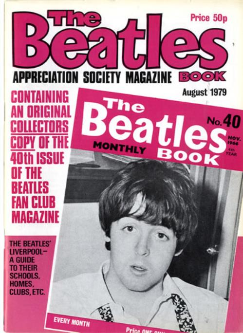 BEATLES, THE - The Beatles Book No. 40 - 2nd - Autres