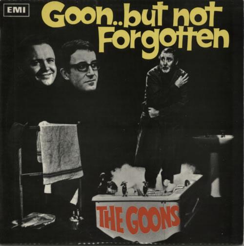 THE GOONS - Goon... But Not Forgotten - Maxi 33T
