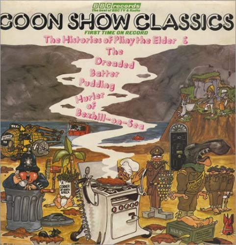 THE GOONS - Goon Show Classics - Maxi 33T