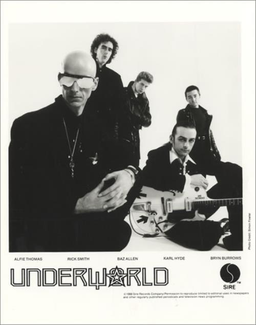 UNDERWORLD - Underneath The Radar - Autres