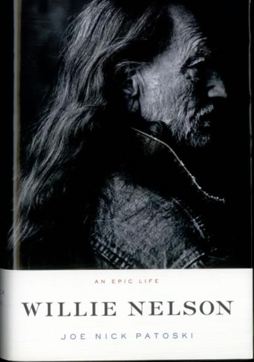NELSON, WILLIE - An Epic Life - Livre