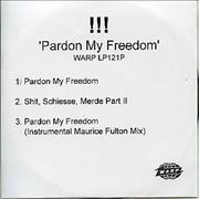 Click here for more info about '!!! - Pardon My Freedom'
