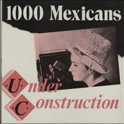 Click here for more info about '1000 Mexicans - Under Construction'