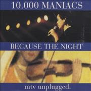 Click here for more info about '10,000 Maniacs - Because The Night'