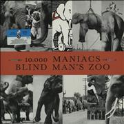 Click here for more info about '10,000 Maniacs - Blind Man's Zoo + Artwork Print + Language Insert'