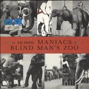 Click here for more info about '10,000 Maniacs - Blind Man's Zoo + Language Insert'