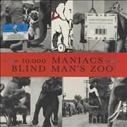 Click here for more info about '10,000 Maniacs - Blind Man's Zoo + print'