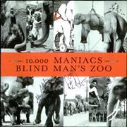 Click here for more info about '10,000 Maniacs - Blind Man's Zoo - Autographed'