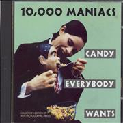 Click here for more info about '10,000 Maniacs - Candy Everybody Wants + Prints'