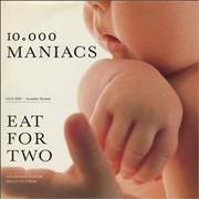 Click here for more info about '10,000 Maniacs - Eat For Two'