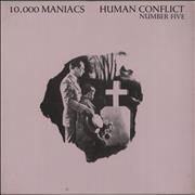 Click here for more info about '10,000 Maniacs - Human Conflict Number Five'