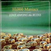 Click here for more info about '10,000 Maniacs - Love Among The Ruins - Picture Sleeve'