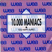 Click here for more info about '10,000 Maniacs - You Happy Puppet'
