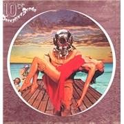10cc Deceptive Bends UK vinyl LP