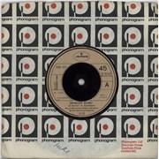 "10cc Dreadlock Holiday - Inj UK 7"" vinyl"