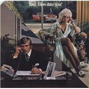 10cc How Dare You! USA vinyl LP