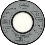Click here for more info about '10cc - Reds In My Bed'