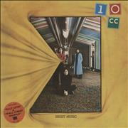 Click here for more info about '10cc - Sheet Music - Stickered Sleeve - EX'