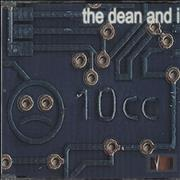 10cc The Dean And I UK CD single