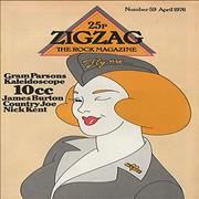 10cc Zig Zag #59 UK magazine
