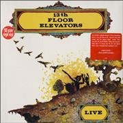 Click here for more info about '13th Floor Elevators - Live'