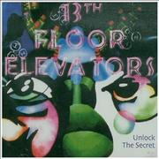 Click here for more info about '13th Floor Elevators - Unlock The Secret'
