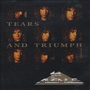 Click here for more info about '1st Avenue - Tears And Triumph'