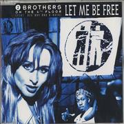 Click here for more info about '2 Brothers On The Floor - Let Me Be Free'