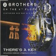 Click here for more info about '2 Brothers On The Floor - There's A Key'