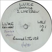 Click here for more info about '2 Live Crew - Banned In The USA - White Label'