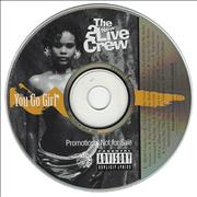 Click here for more info about '2 Live Crew - You Go Girl'