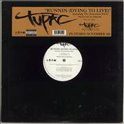 Click here for more info about '2Pac - Runnin (Dying To Live)'