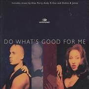 Click here for more info about '2 Unlimited - Do What's Good For Me'