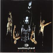Click here for more info about '2 Unlimited - Faces - Poster Sleeve'