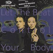 Click here for more info about '2 Unlimited - Let The Beat Control Your Heart'