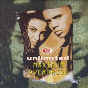 Click here for more info about '2 Unlimited - Maximum Overdrive'