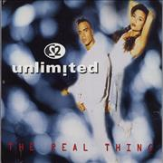 Click here for more info about '2 Unlimited - The Real Thing'