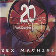 Click here for more info about '20 Fingers - Sex Machine'